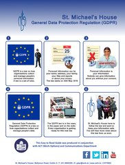GDPR Poster - Easy to Read