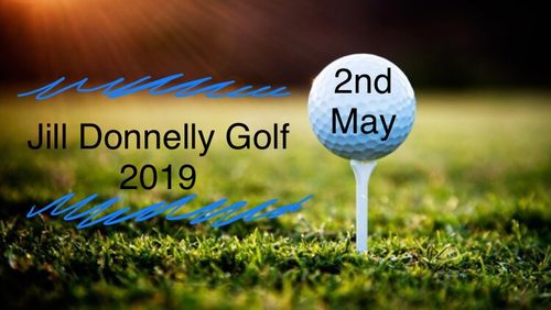 Jill Donnelly Golf 2019