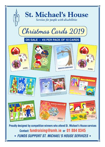 St Michael S House Christmas Cards 2019 St Michael S House