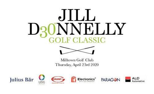 Jill Donnelly letterhead header