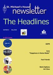 Easy to Read Newsletter May 2018